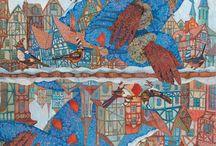 Петр Фролов, Карты-путешествия