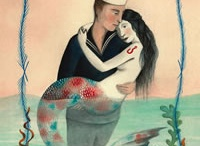 Mermaids / by Jeanne van Etten