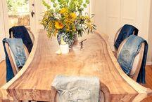Haus: Tisch