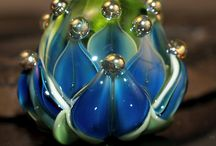 Glass Beads and Lampwork