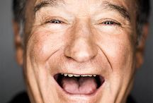 Robin Williams / I absolutely adored this man! Cannot believe he is no longer with us :'(