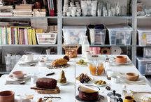 Food Design / Food tables