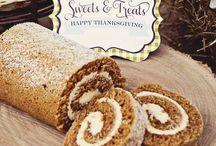November - Giving Thanks