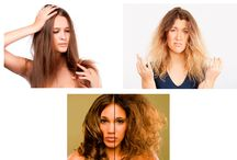 Cabello Seco / Remedios naturales, tratamientos caseros para el cabello seco, mascarillas para el pelo reseco.
