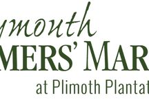 Plymouth's Farmers Market / This is a compilation of all the vendors that attend the 2017 outdoor season!