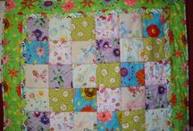 Spring Quilt for Spring Baby