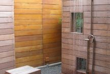 Outdoor Showers & Baths