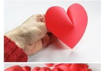 Create 3D heart out of paper