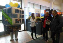 Hines - targi / Odwiedziliśmy targi mieszkaniowe w Krakowie, które odbyły się w dniach 22-23 listopada.  Kampania promująca Apartamenty Novum w Krakowie zlokalizowana na ulicy Rakowickiej. Nierozłączny team pracował zarówno w środku jak i na zewnątrz hali targowej. Personel zapraszał do odwidzenia biura sprzedaży.