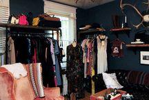 Dressing room idea`s