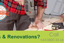 Builders Service Auckland / Trade-Guys offer builders and renovations services in Auckland. We undertake a variety of work from renovations, kitchens and bathrooms through to house extensions.