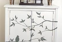 Furniture Makeovers & Refurbishing / by Danyelle Adcock