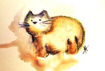 Rita's Illustration / Illustrations & drawings