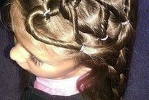 Cute Kids Hairstyles / by Funlights™ Hairlights™