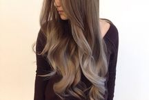 Asian ombre cold