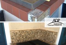 Countertop Remnants 50% Off / If you are looking for the best prices on granite in Orlando and only need a small amount of material, ADP's remnant selection may be a great option for you to consider. Our granite remnants are the same high quality material that are left over after the completion of a large job. We currently have over 100 remnants in stock that we need to sell. These remnants are not limited to granite and can include quartz, marble, onyx and corian materials depending on what we have in stock.