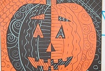 Halloween Art & Crafts for school