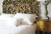 Home Rooms - Bedrooms - Dreamy Private Quarters / by Suzanne Barrow