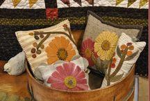Pillows ... cushions / by Arati Ranadive