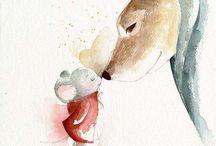 Mouse & Bear