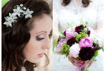 Bright Colourful Wedding Bouquets / Eye catching colourful bouquets to brighten any wedding day