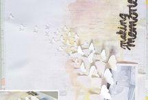 Carolina Pretorius' Scrapbook Layouts / My Scrapbook Layouts