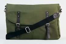 Bags / Mostly messenger bags