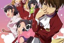 Anime/ Manga/ Games / Exploring the anime/ manga and game world.