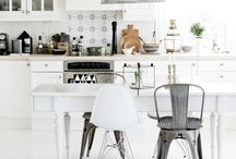 Moodboard for Kitchen & Dining Area / by Deborah Setyabudi