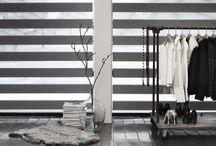 Rum: soveværelse / Få inspiration til gardiner i dit soveværelse