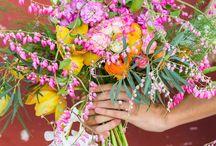Flores / by Coisas da Doris