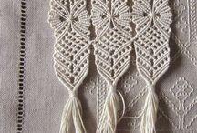 Macrame motifs