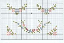 Gráficos ponto cruz
