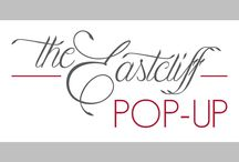Eastcliff Pop-up / Gather a group of great traders, creative displays and a festive season and you get the Eastcliff Pop-up!  Eastcliff Shopping Centre Hermanus