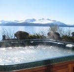 Hot tubs with great views