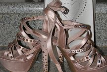 shoes of desire / bridal foot wear