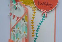 Celebrate Today - Stampin' Up! / Inspiratie met de Celebrate Today stempelset en de Balloon Framelits Dies van Stampin' Up!