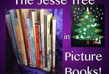 Books Advent Christmas