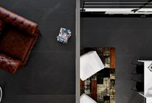 Gres porcellanato: questione di prospettive / #design #pavimenti #gres #floors #tiles www.dsgceramiche.it