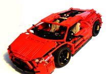 Lego Body Car