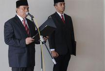 Saefullah Lantik Pejabat Eselon III / Sekretaris Daerah Provinsi DKI Jakarta, Saefullah melantik 24 pejabat Eselon III terdiri dari lima pejabat BKD DKI, dua pejabat Badan Pelayanan Pengadaan Barang dan Jasa (BPPBJ), empat pejabat Badan Perpustakaan dan Arsip Daerah (BPAD), enam pejabat Dinas Koperasi Usaha Mikro Kecil Menengah dan Perdagangan (KUMKMP), empat pejabat Dinas Olahraga dan Pemuda (Disorda), satu pejabat Dinas Pertamanan dan Pemakaman dan dua pejabat di Bazis Provinsi DKI Jakarta di Balaikota DKI, Jum at (31/07/2015).