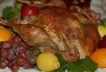 Thanksgiving Recipes / Some recipe ideas from the archives for Thanksgiving Food.
