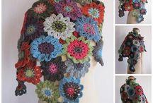 Crochet Inspiration - to wear