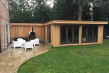 Nordic Room / Our fully insulated garden room