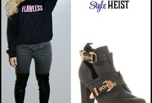 Style Heist / Steal the Style Of Your Favourite Celebs
