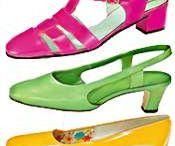 обувь 60-х