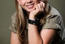 Bindi Irwin and here family.