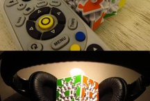 My Rubik's Cube Puzzle Collection / Some of the crazy photos I take of my puzzles. Find out more on my blog: http://myshumi.posterous.com/