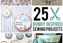 Olives bunny crafts