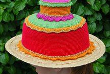 Crochet Party Hats